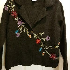 Coldwater Creek | Cardigan Sweater | Size M